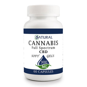 CBD Full Spectrum* Softgels