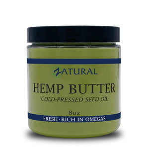 Cannabis Sativa Hemp Butter - 100% Pure