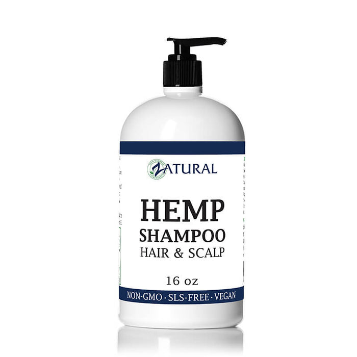 Hemp Shampoo - Hair and Scalp