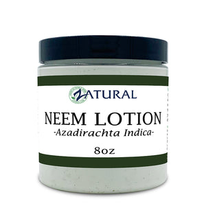 Therapeutic Hand & Body Lotion w/ Organic Neem Oil