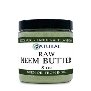 Neem Butter w/ Organic Neem Oil from India