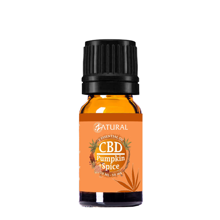 CBD Pumpkin Spice | Seasonal Essential oil