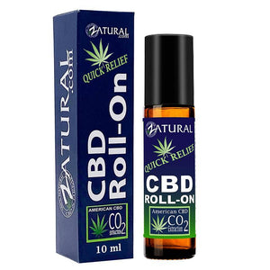 Zatural.com CBD Roll-On | Quick Relief