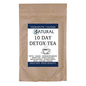 Zatural.com Detox 10 Day Detox Organic Detox Tea (10 day or 30 day bag)