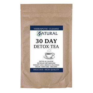Zatural.com Detox 30 Day Detox Organic Detox Tea (10 day or 30 day bag)