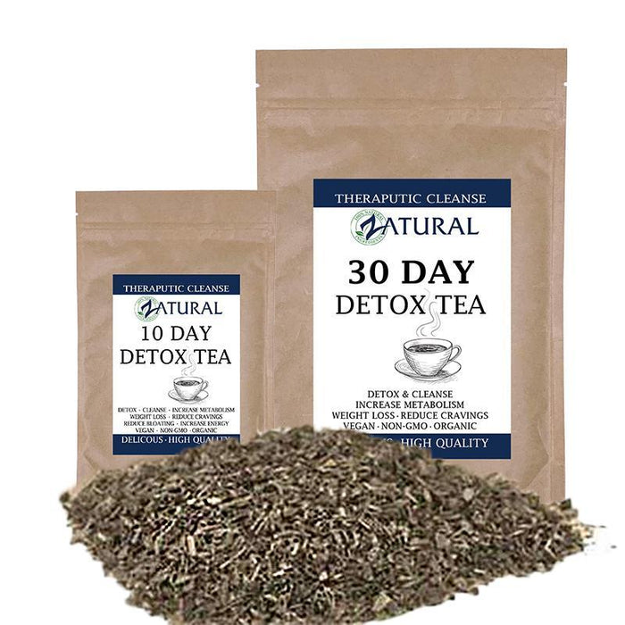 Organic Detox Tea (10 day or 30 day bag)