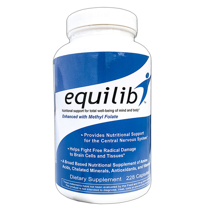 Equilib 228 - All Natural Supplement for Mood