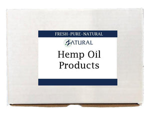 Zatural.com Health and Wellness Hemp Gift Set