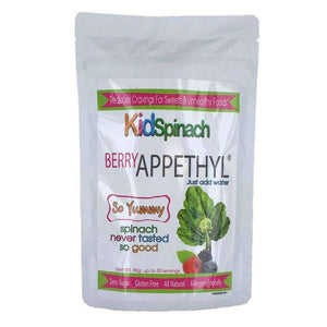 Zatural.com Health and Wellness KidSpinach / Kids|30 Day - 75 gram Appethyl Spinach Extract