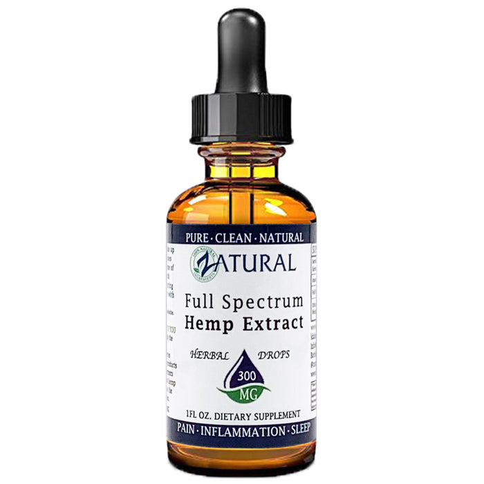 Full Spectrum Hemp Extract Drops
