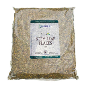Zatural.com Health and Wellness Whole Neem Leaf 1 Pound Organic Neem Leaf - Whole & Powder