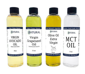 Zatural.com Health and Wellness Zatural Cooking Oil Gift Set