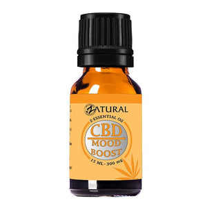 CBD Mood Boost essential oil