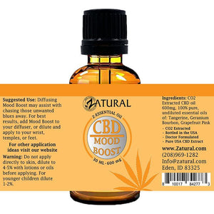 CBD essential oils