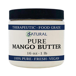 Zatural.com Therapeutic Oil 1 lb. Mango Butter-100% Pure