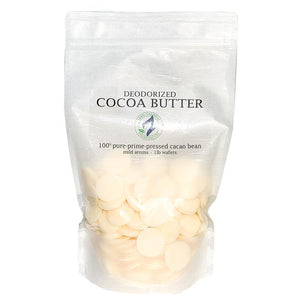 Cocoa butter product images