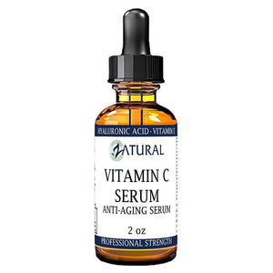 Zatural.com Therapeutic Oil 2 oz Organic Vitamin C Serum Anti-Aging Serum