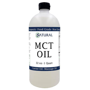 Zatural.com Therapeutic Oil 32oz MCT Oil