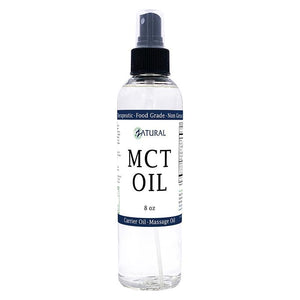 Zatural.com Therapeutic Oil 8oz MCT Oil