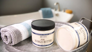 Zatural.com Therapeutic Oil Mango Butter-100% Pure