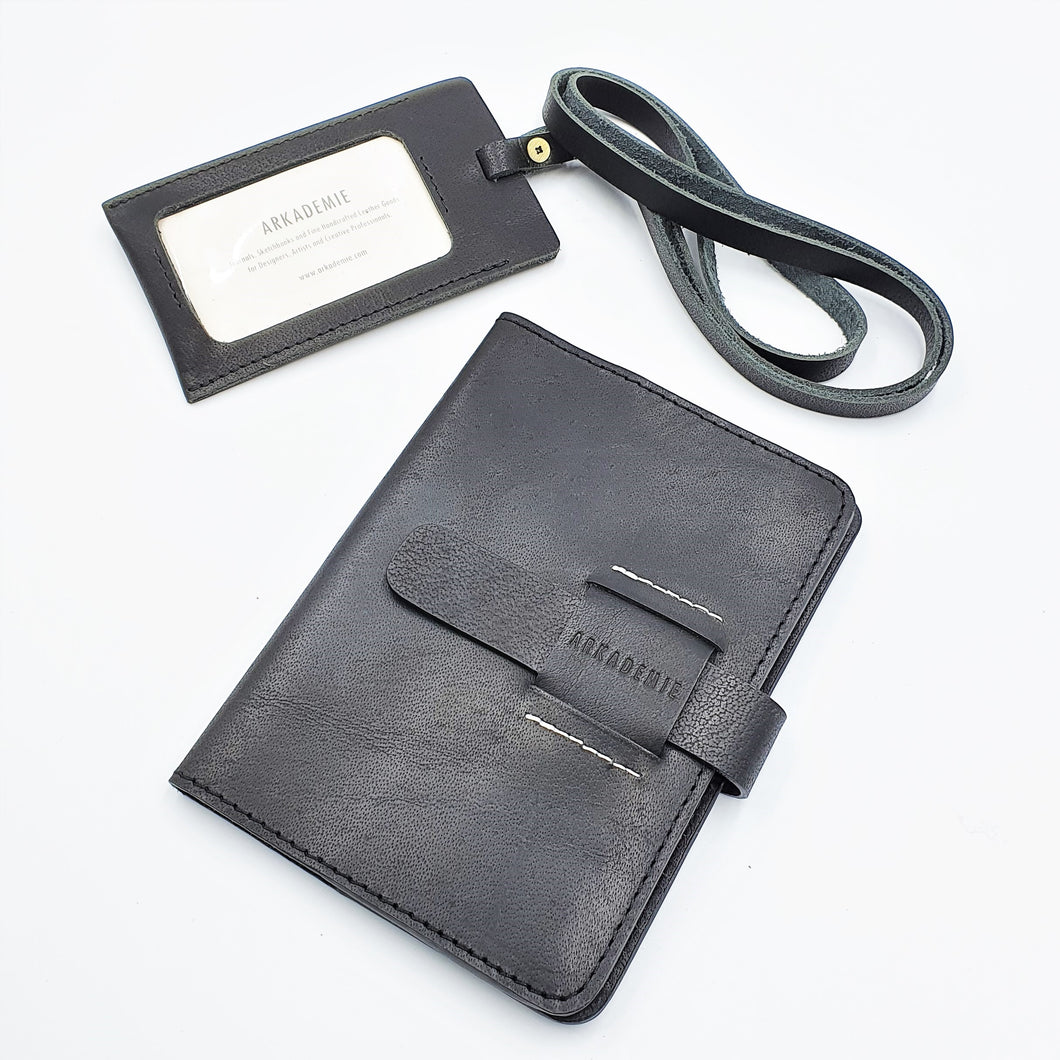 HERITAGE A6 Notebook Sleeve with FREE ID Card Holder