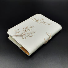 Studio Arkademie MING DH PLUM BLOSSOM A6 Portrait Notebook Sleeve, White