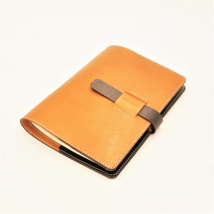 HERITAGE A5-P Journal & Notebook Sleeve Duo-Tone