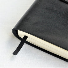 HERITAGE A6-P Leather Plain Designer's Journal