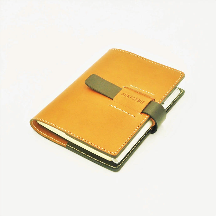 HERITAGE A6-P Journal & Notebook Sleeve Duo-Tone