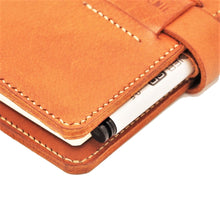 HERITAGE A6-P Journal & Notebook Sleeve