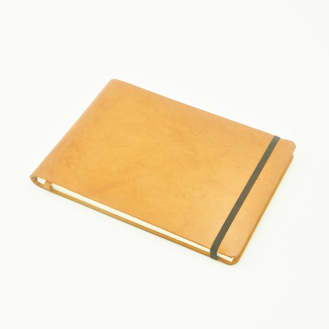 SOMERSET A5-L Premium Leather Artist's Sketchbook