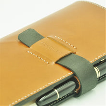 HERITAGE DL Journal & Notebook Sleeve Duo-Tone Special Edition