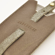 DRUCKER Leather ID Card Holder