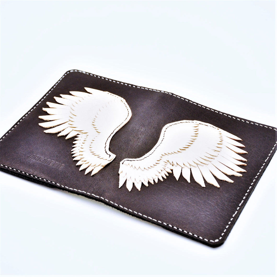 MAJULAH Passport Sleeve, Wings