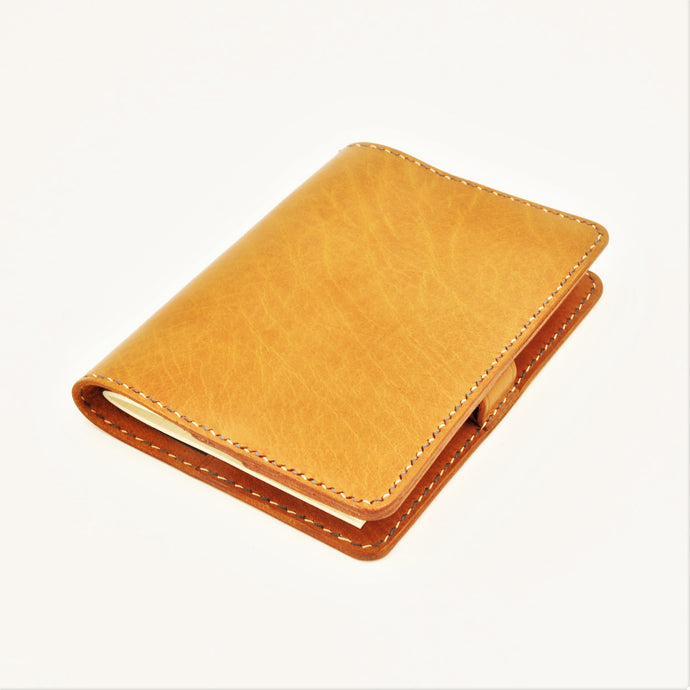 JAKOB A6-P Leather Notebook Sleeve