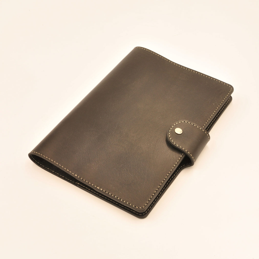 VALERIA A5-P Leather Notebook Sleeve