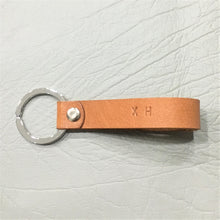 Leather Key Fob ( Bespoke Collection )