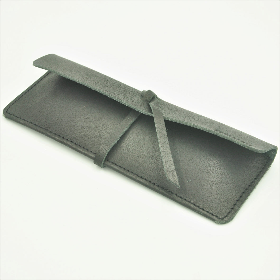 LOMBARDIA Leather Stationery Case