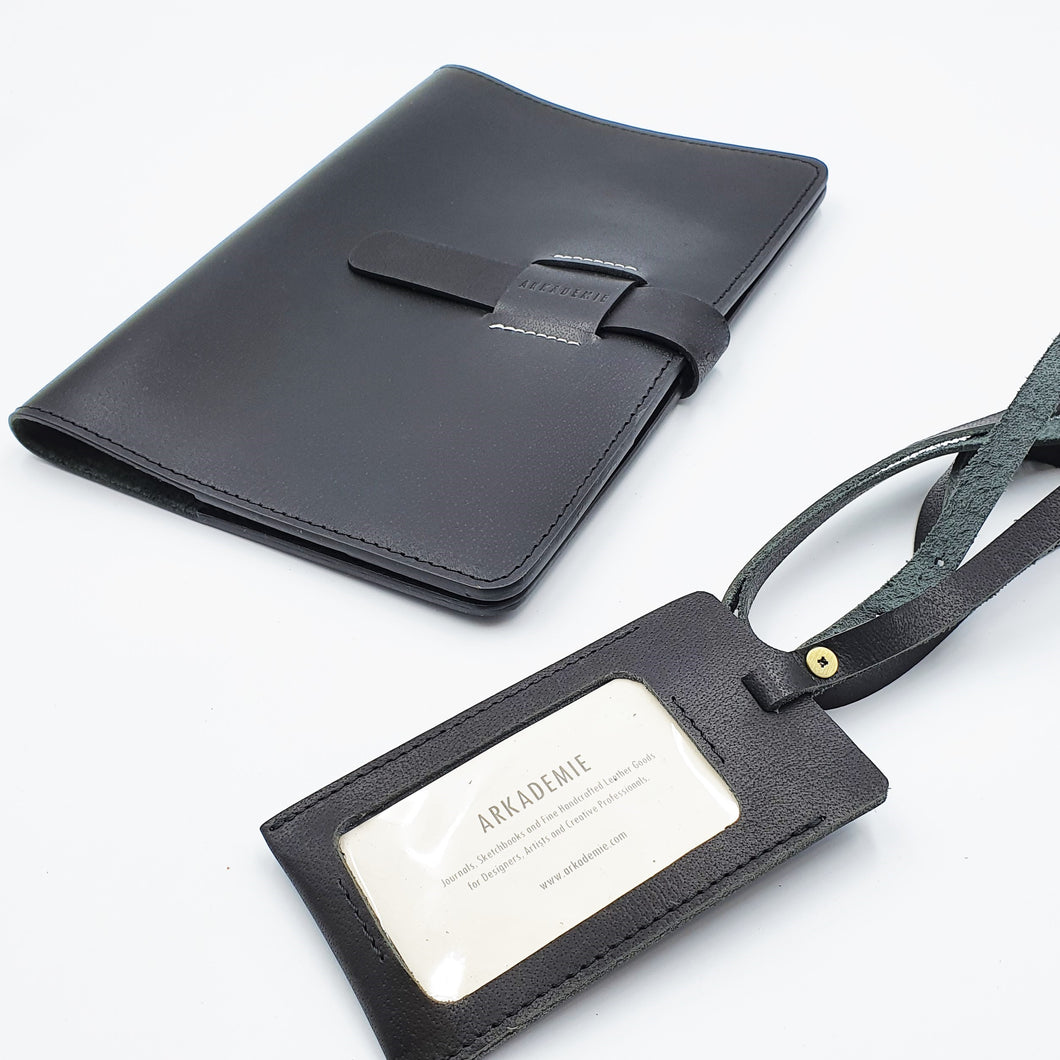 HERITAGE A5 Notebook Sleeve with FREE ID Card Holder