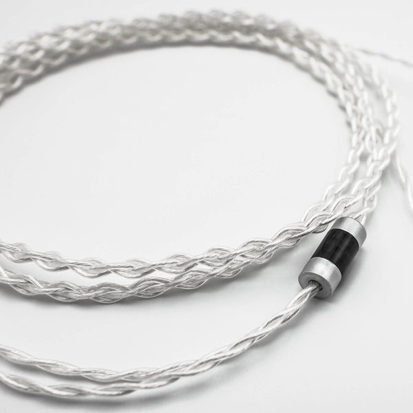 PQ7 Series UP-OCC Silver Plated Copper IEM Cable