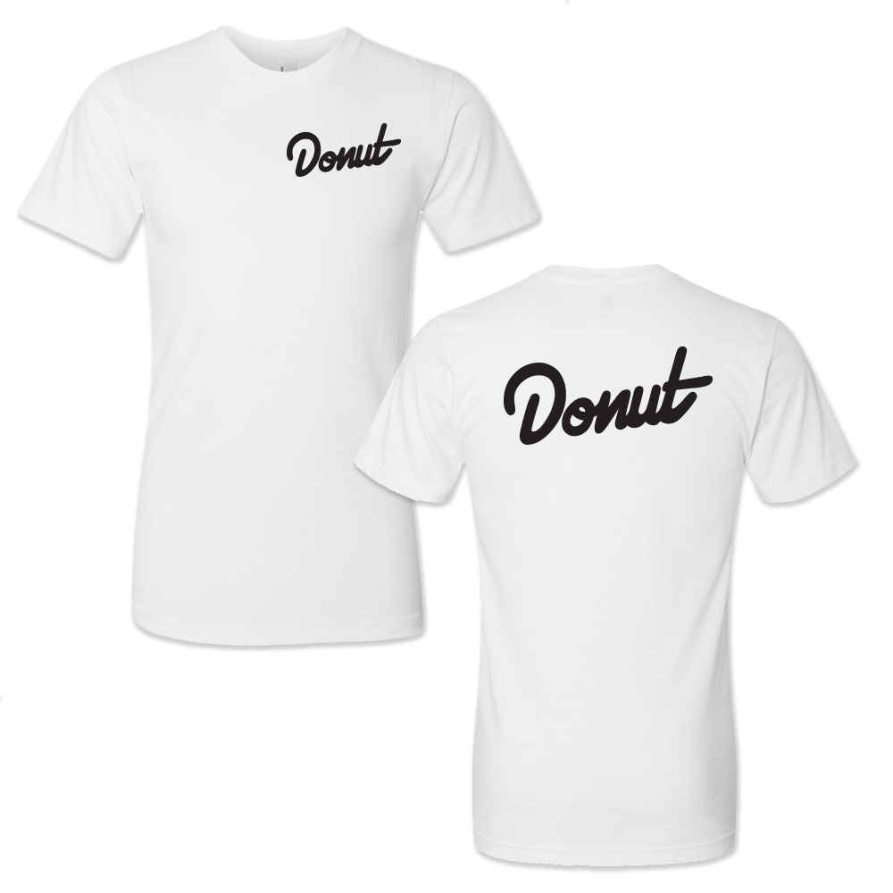 Donut T-shirt (White)