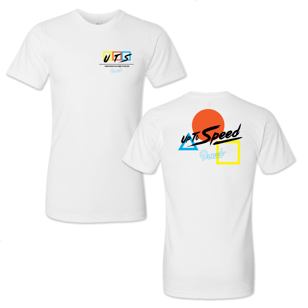 Up to Speed T-shirt