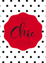 Get Chic Done Clipboard (Personalize) - Shee Design Studio