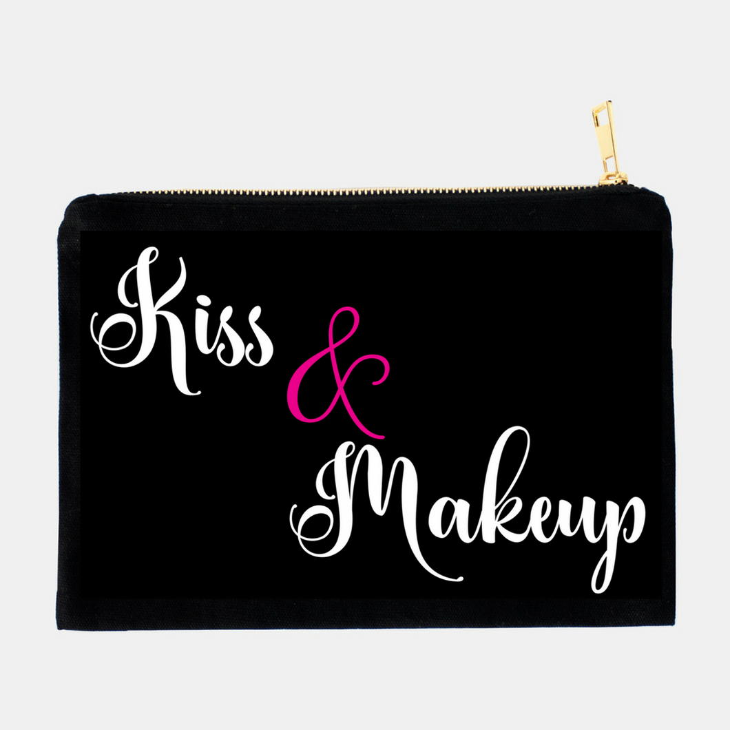 Cosmetic bag (Black) - Shee Design Studio