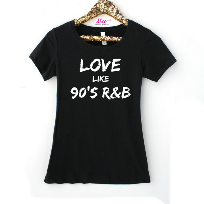 90's R&B Love - Shee Design Studio