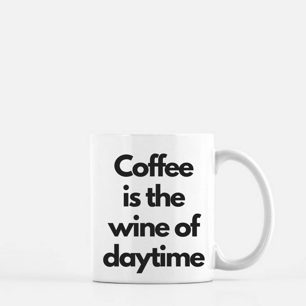 Mug (Wine of Daytime) - Shee Design Studio