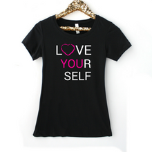 Love YOUrself Women's t-shirt - Shee Design Studio