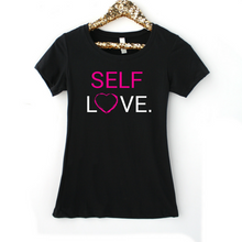Self Love Women's t-shirt - Shee Design Studio