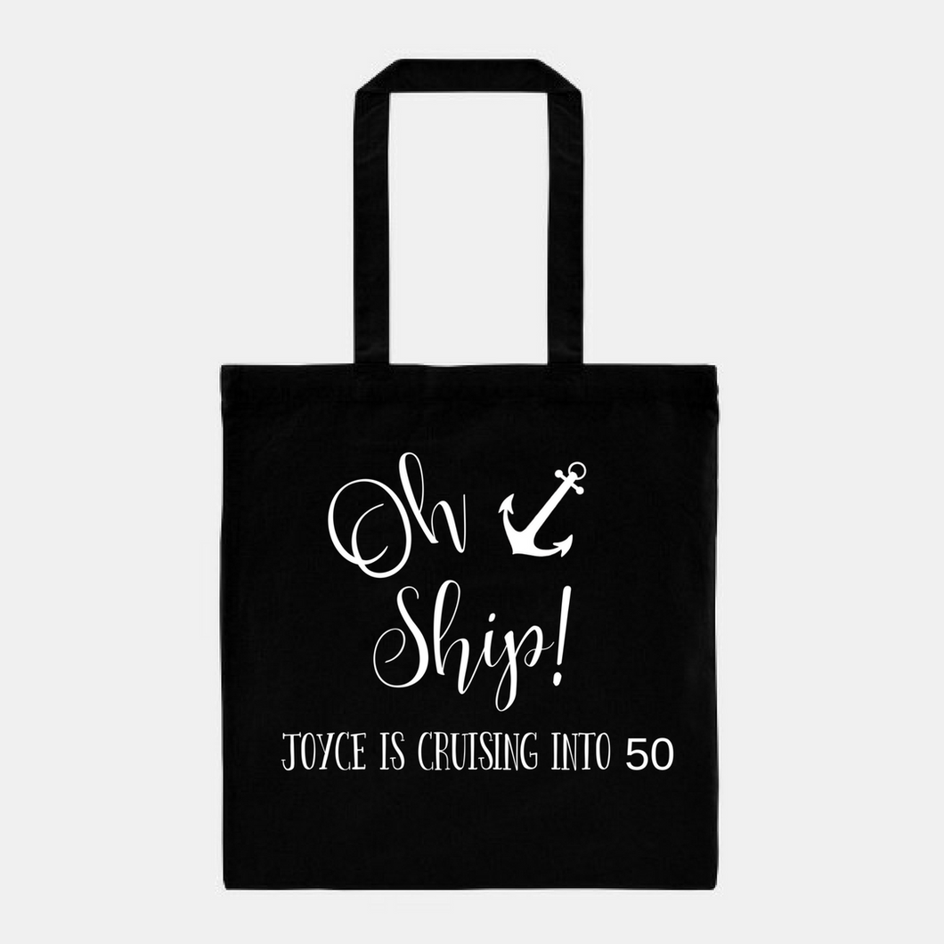 Black tote (Cruise) - Shee Design Studio