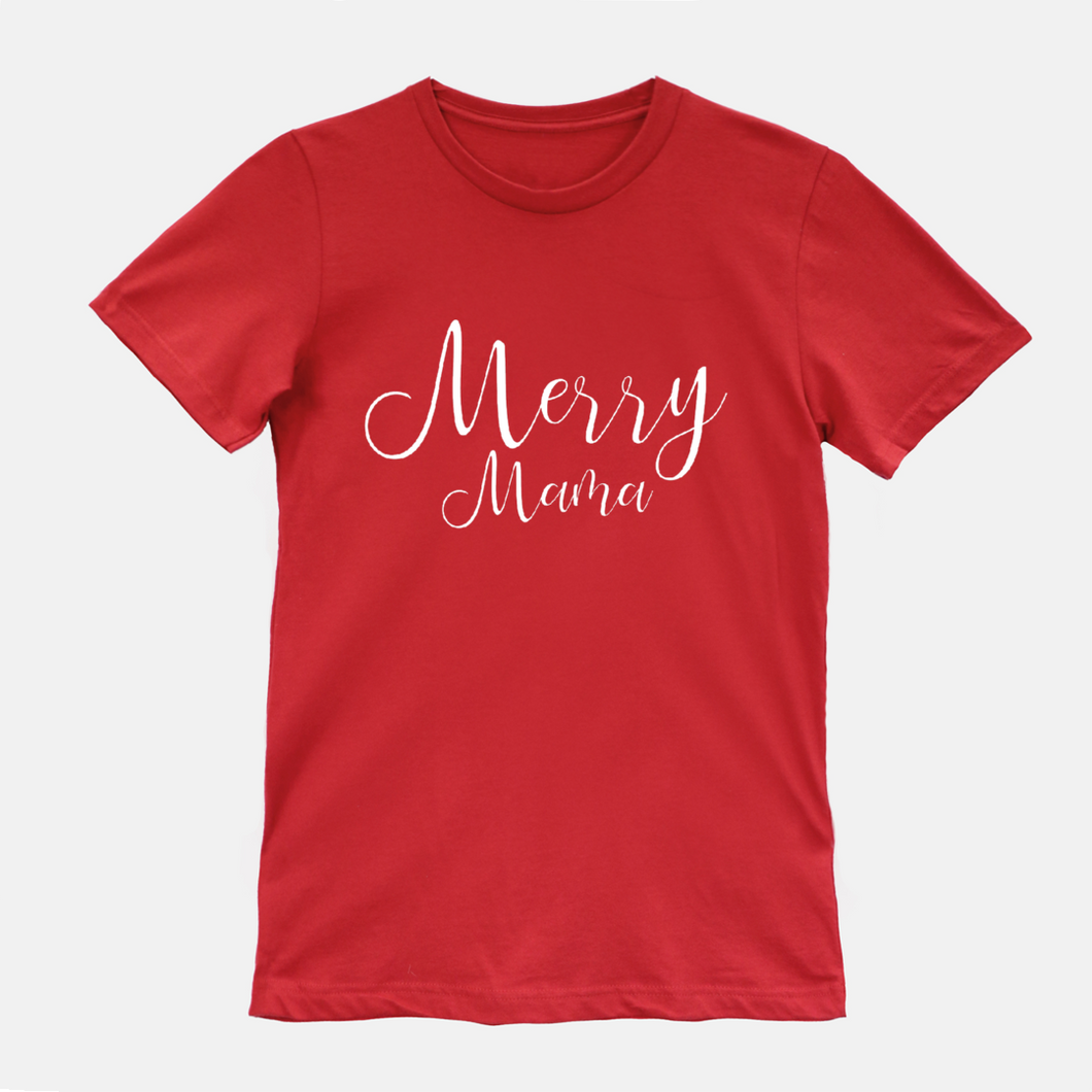 Merry Mama Tee - Shee Design Studio